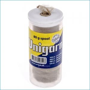 Лен Unigarn 80гр шпуля в пластиковой упак
