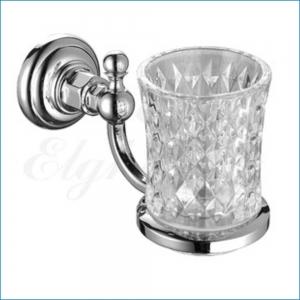 Держатель стакана, стекло Elghansa PRAKTIC PRK-412 , хром